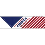 Bring Back AMERICA THE BEAUTIFUL: Bumper Sticker LCBS02
