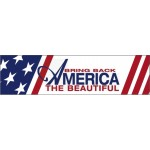 Bring Back AMERICA THE BEAUTIFUL: Bumper Sticker LCBS05
