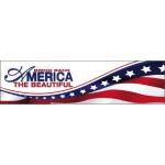 Bring Back AMERICA THE BEAUTIFUL: Bumper Sticker LCBS06