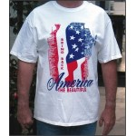 Bring Back AMERICA THE BEAUTIFUL:  T-Shirt